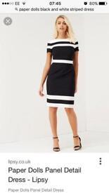 Brand new Paperdoll dress size 10