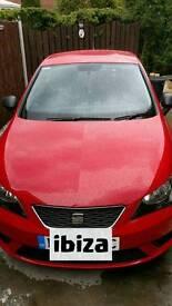 SEAT Ibiza 62 Plate - North Liverpool - Full Service History!