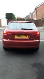 Audi A3 1.9tdi 124000 miles 12months mot lovely car drives great in lovely condition 1750 Ono