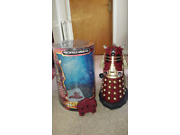 radio controlled supreme dalek