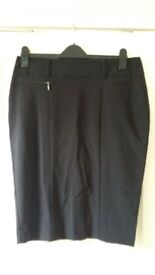 Brand New Ladies Next Pencil Office Skirt size 12/M