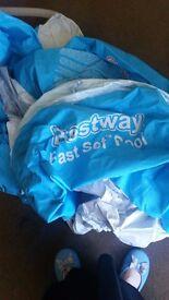 10ft bestway easy set pool