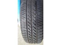 MITSUBISHI CARISMA BRAND NEW ALLOY WHEEL AND BRAND NEW TYRES 195/60 15