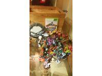 Xbox-360. Skylanders Giants game, portal & characters/figures: Large Bundle