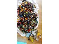 Lego bionicles 6.5kg joblot