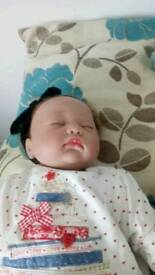 Beautiful baby (reborn)