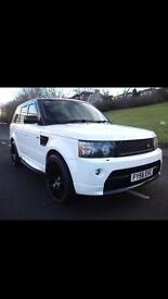 Land Rover Range Rover Sport 2.7 Diesel Low Miles 2012 upgrade