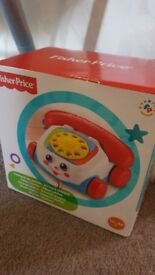 NEW in box. Fisher Price Toy Telephone