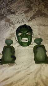 Hulk smash toy