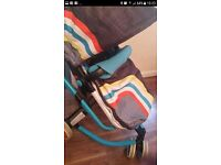 Casseto pushchair with all accessories