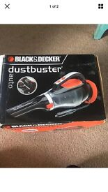 Black & Decker Dust Buster Car Vacuum Cleaner
