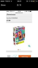 Furchester Hotel dominoes NEW