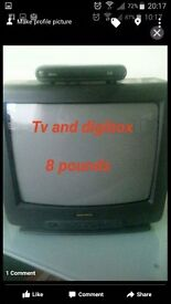 Tv & freeviwe box