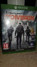 The division (Xbox one)
