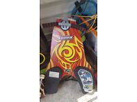 4 kneeler skateboard
