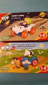 2 WOW toys