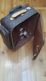 Louis Vuitton Cabin Baggage Suitcase - excellent condition with authenticity labels.