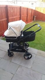 Hauck Colt Travel System without Car Seat