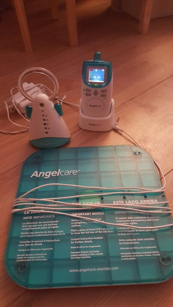 Angelcare Movement And Sound Monitor In Dunfermline Fife Gumtree