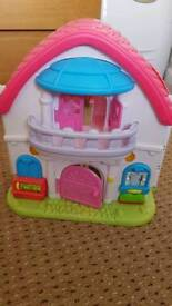 Kids toys home and blocks