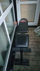 Weight bench for sale 30 &£