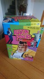 "Austin Powers Special Edition 9"" Pull String Fatman Figure Boxed"