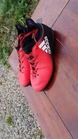 Adidas kids astro turf boots