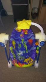 Baby swing & seat