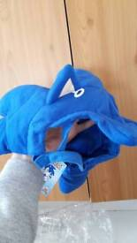 sonic fleece cap (hat) brand new with tag
