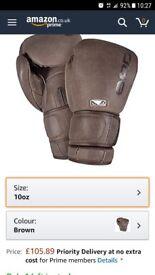 Bad boy boxing gloves