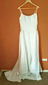 Elegant Forever Yours Bridal Gown size 10 to 12