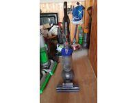 blue dyson dc40 MULTI FLOOR ROLLERBALL VACUUM CLEANER tools 1 week guarantee no texing pho