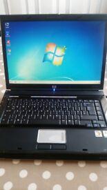 HP 15.5 inch laptop (1.5GB RAM)