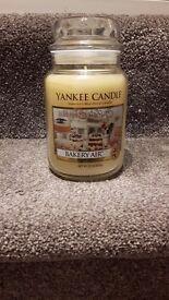 Yankee Candle Large Jar Bakery Air Deerfield
