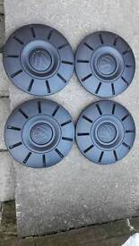 Vw t6/t5 steel wheel centre caps
