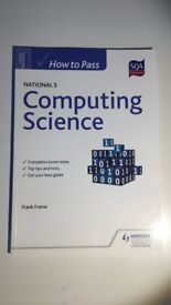 How to Pass: National 5 Computing Science