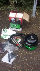 Numatic Harry HHR200-11 Vacuum Cleaner Pet Hoover Green