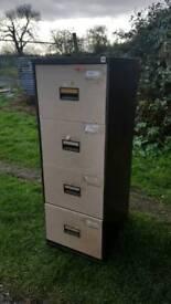 Metal drawers