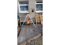 Childs swing Indoor/Outdoor