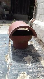 CHIMNEY POT COWL COVER