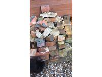 Free broken bricks