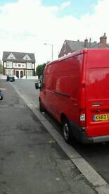 Sell my van ford transit