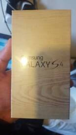 Samsung Galaxy S4 I9505 new with packed sealed box Factory unlocked