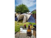6 birth eurohike tent