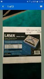 LASER Timing Tools - Timing Chain (Vauxhall)