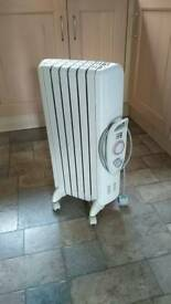 DeLhonghi oil filled Radiator
