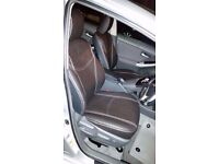 TOYOTA PRIUS,LEATHER LOOK SEAT COVERS,MADE TO MEASURE BY CSC!!!