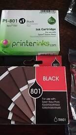 Epson stylus printer inks