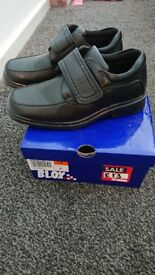 Boys school shoes size 2