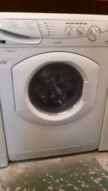 Hotpoint aquarius 5+5kg washer/dryer
